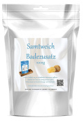 1.000 g SMOOTH SKIN detox bath salt for tight smooth skin 1kg bath additive Spa relaxation in resealable Pouch