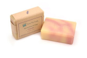 Fair Trade, Handmade Natural Olive Oil Soap - Lavender Essential Oil by From The Earth
