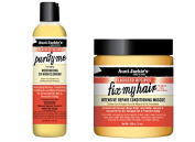 Aunt Jackie's Curly Hair Care DUO