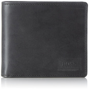 BOSS Orange Pulse_4 Cc Coin, Men's Wallet, Schwarz (Black), 11x9.5x1.5 cm