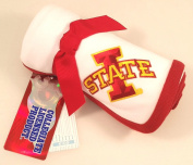 Iowa State Cyclones Baby Receiving Blanket
