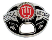 Indiana Hoosiers Tailgater Novelty Belt Buckle