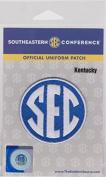 SEC Conference Team Jersey Uniform Patch Kentucky Wildcats