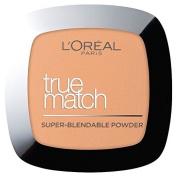 L'Oreal Paris True Match Powder, Number 8D, Golden Capuccino