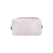 Sweet And Sour Pink Marble Make-Up Bag