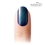 INDIGO NAILS LAB MERMAID EFFECT BLACK / dust loose powder glitter sparkling