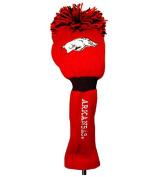 University of Arkansas Knit Pom Pom Headcover