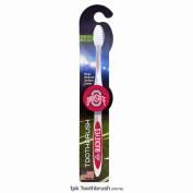 Ohio State Buckeyes NCAA 1 Pack Toothbrush - White