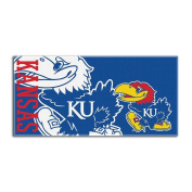 The Northwest Company NCAA Kansas Jayhawks Colossal Oversized Beach Towel, 90cm by 180cm