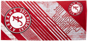 The Northwest Company NCAA Alabama Crimson Tide Diagonal Beach Towel, 70cm by 150cm