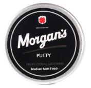Morgan's Putty Professional Grooming Medium Matt Finish Hair Styling Putty