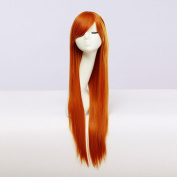 Womens Wig,Clode® Fashion Popular Ladies Girls 90cm Long Straight Hair Cosplay Costume Party Full Natural Hair Wigs