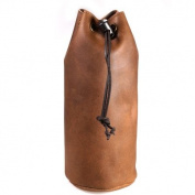 Kalahari Kakoro L M20 Lens Bag Made From Real Leather and . Protection for Your Valuable Lens