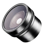 Walimex 0.25x Macro and Fish-Eye Conversion Lens for 52mm Lens