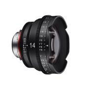 Xeen 15014t3.1 °C T3.1 Cine Lens EF Connexion 14 mm Black