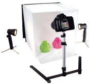 Konig 40 x 40 cm Foldable Mini Photo Studio Kit