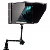 VILTROX DC-70HD Professional HD Monitor 18cm IPS LCD Video HDMI Monitor Display for DSLRs Video Cameras Camcorders with 28cm Magic Adjustable Arm