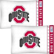 NCAA Ohio State Buckeyes Football Set of Two Pillowcases