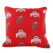 College Covers OHIODP Ohio State Buckeyes Outdoor Decorative Pillow, 41cm x 41cm , Red