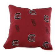 College Covers SCUODP South Carolina Gamecocks Outdoor Decorative Pillow, 41cm x 41cm , Red
