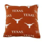 College Covers TEXODP Texas Longhorns Outdoor Decorative Pillow, 41cm x 41cm , Orange