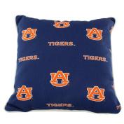 College Covers AUBODP Auburn Tigers Outdoor Decorative Pillow, 41cm x 41cm , Blue