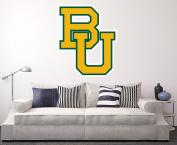 Baylor Bears Wall Decal Home Decor Art NCAA Team Sticker