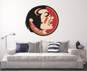 Florida State Seminoles Wall Decal Home Decor Art NCAA Team Sticker