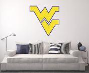 West Virginia Mountaineers Wall Decal Home Decor Art NCAA Team Sticker