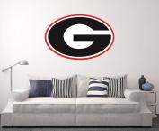 Georgia Bulldogs Wall Decal Home Decor Art NCAA Team Sticker