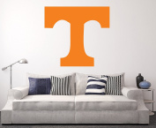 Tennessee Volunteers Wall Decal Home Decor Art NCAA Team Sticker