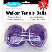 Top Glides Precut Walker Tennis Ball Glides