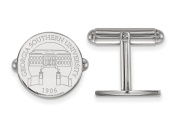 Georgia Southern Crest Disc Cuff Links