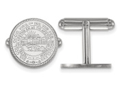 West Virginia Crest Cuff Links