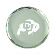 University of Colorado-Crystal Paper Weight