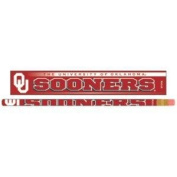 Oklahoma Sooners Pencil 6-pack