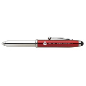 Ohio State University-Triple Function Stylus Pen-Red
