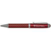 University of Southern California-Carbon Fibre Ballpoint Pen-Red