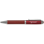 Washington State University -Carbon Fibre Ballpoint Pen-Red