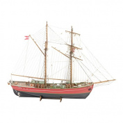 Billing Boats 1:50 Scale Lilla Dan Model Building Kit