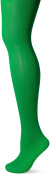 Fever Women's Opaque Tights, Green, One Size,5020570953228