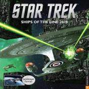 Star Trek Wall Calendar