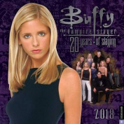 Buffy the Vampire Slayer Wall Calendar