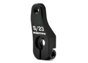 Exotek Racing Aluminium TLR 22 Series HD Clamping Servo Horn (Black)