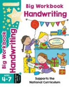 Gold Stars Big Workbook Handwriting Ages 4-7 Early Years and KS1