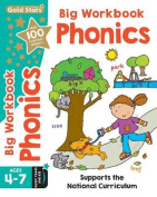 Gold Stars Big Workbook Phonics Ages 4-7 Early Years and KS1