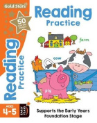 Gold Stars Reading Practice Ages 4-5 Early Years