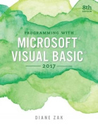 Programming with Microsoft Visual Basic 2017