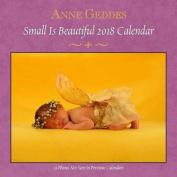Anne Geddes 2018 Wall Calendar