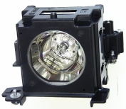 DT00757 - Lamp With Housing For Hitachi CP-HX2090, CP-X15,CP-HX3180, ED-X12, CP-HX2075A, ED-X1092, CPX260, CPX265, CPX267, CPX268, PJ658, CPX251
